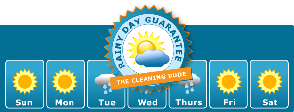 Rainy Day Guarantee for Your Windows